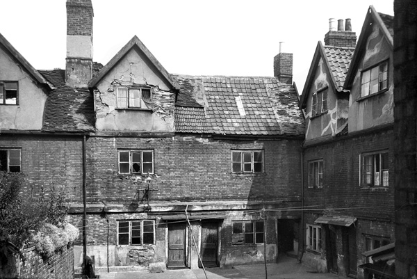 Murrells Yard in 1936