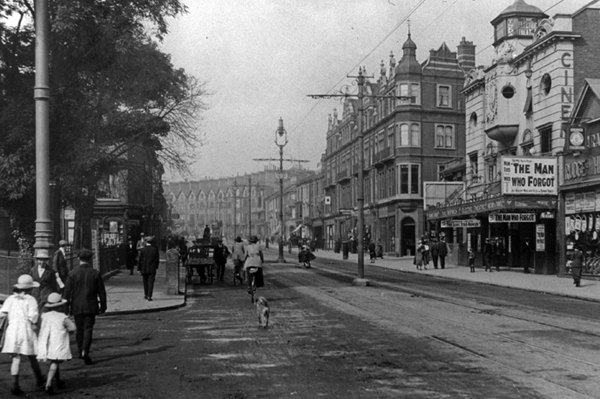 Prince of Wales road c 1900