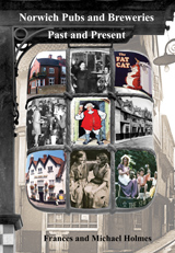 Norwich Pubs and Breweries book cover